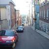 Straatje in Quebec