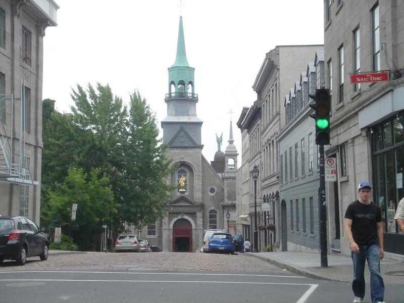 Een van de vele Notre Dames