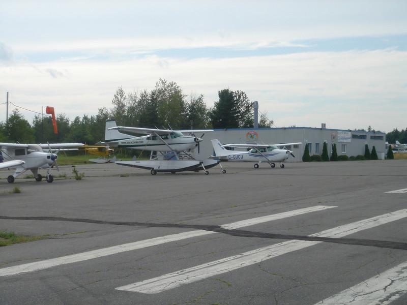 Meer watervliegtuigen