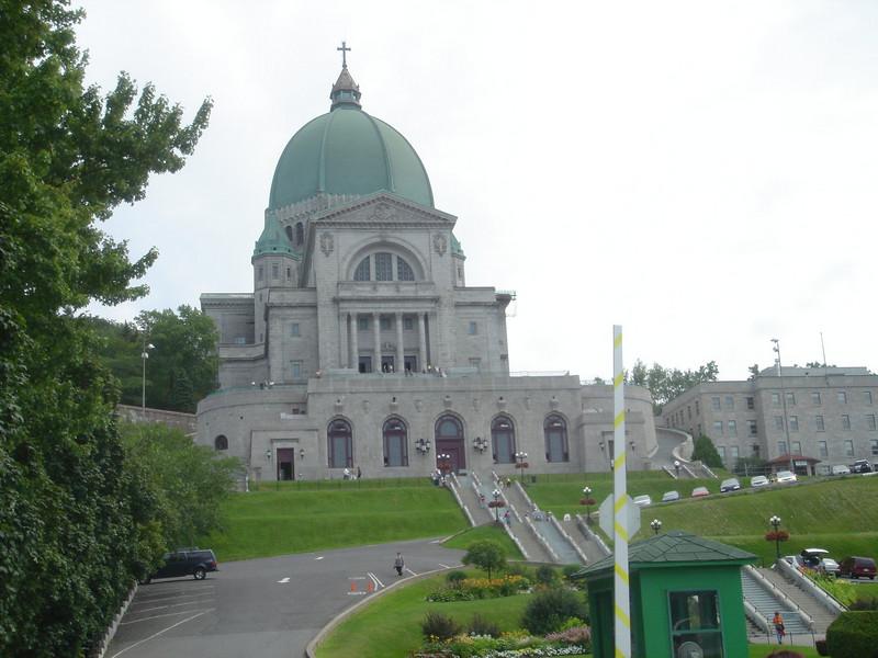 De St. Joseph op de Mont Royal