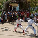 Kickboxwedstrijden