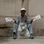 De krantenman