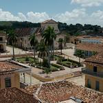 Trinidad vanaf een torentje