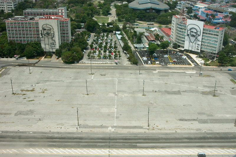 Uitzicht vanaf het monument