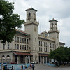 Treinstation in Havana