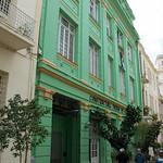 Gebouw in Havana