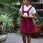 Schoolmeisje
