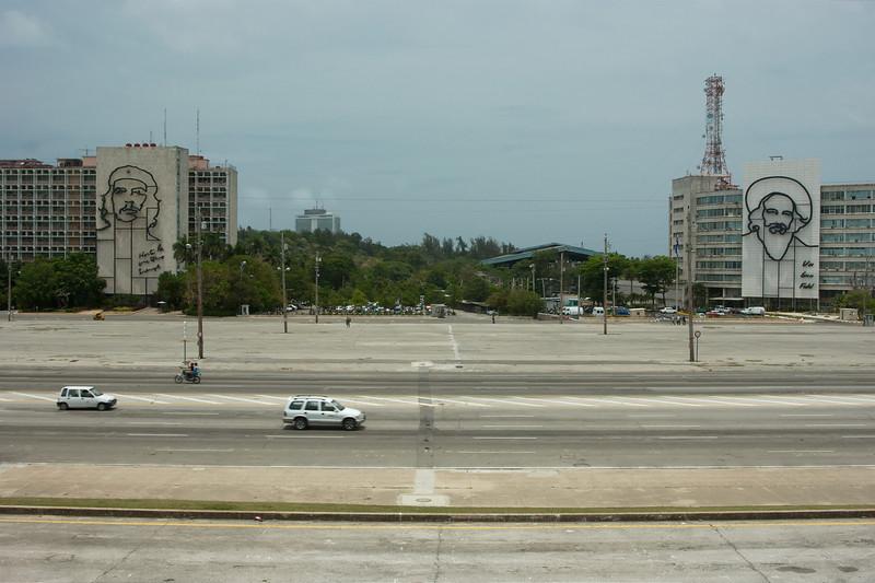 Het Plaza de Revolution