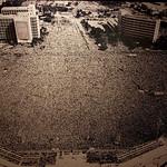 Plaza de Revolution staat vol