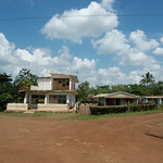 Veel geziene huisjes in dorpjes