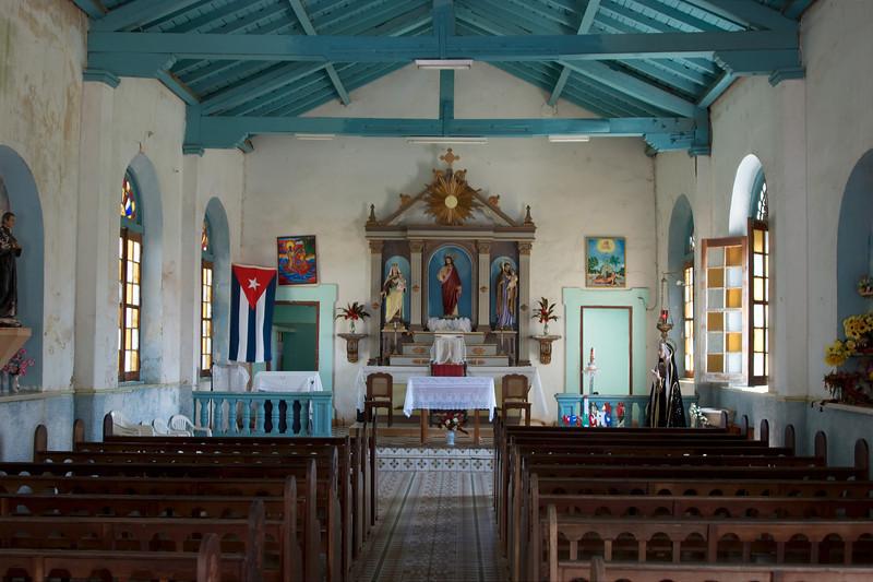 Kerkje in Viñales