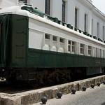 Trein in Havana