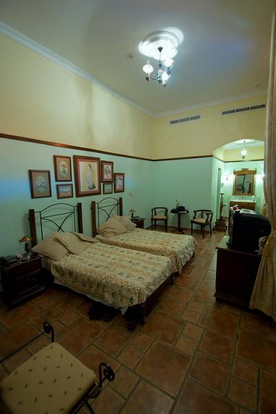 Hotelkamer in Havana