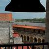 In het torentje van de cathedraal