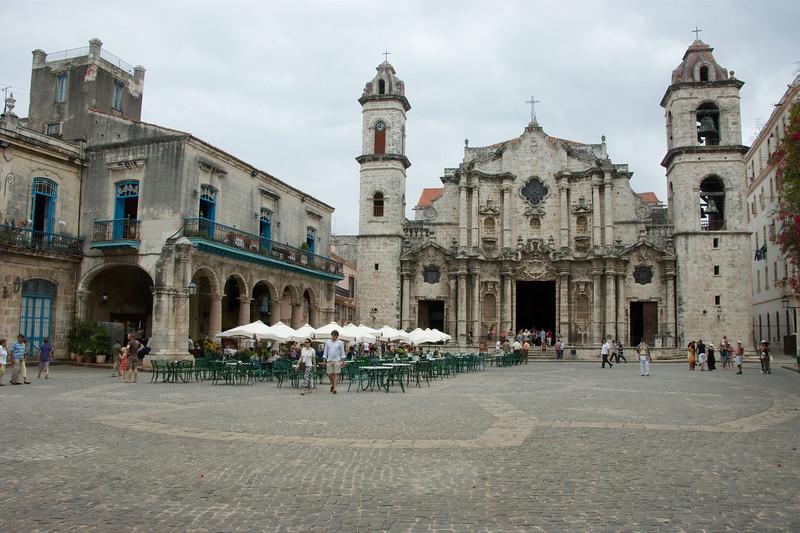 Plaza de Cathedral