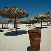 Strand bij ons hotel