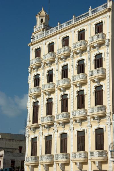 Gebouw aan Plaza Vieja