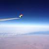 Vliegen boven Afrika