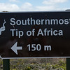 Zuidelijkste punt van Afrika