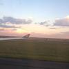 Landing op Johannesburg