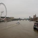 Thames met the Eye en het parlement