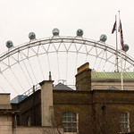 The London Eye, gaan we morgen in