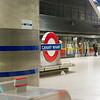 Ondergrondse van Canary Wharf