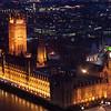 Weer parlement, nu na zonsondergang