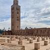 De koutoubia moskee