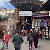 De berber markt