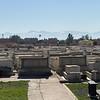 Joodse begraafplaats met Atlas gebergte op de achtergrond