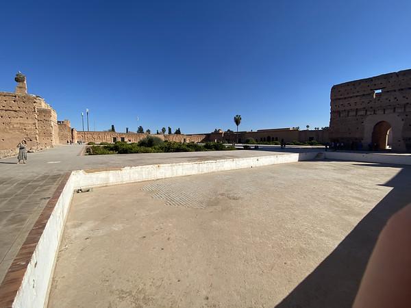 El Badi paleis