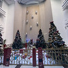 Kerst in het winkelcentrum, dat zie je niet in het oude centrum