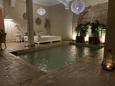 Spa in ons hotel