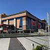 Groot luxe winkelcentrum