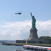 Vrijheidsbeeld vanaf rondvaartboot