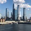 Vertrek uit New York