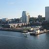 Halifax - we worden uitgezwaaid