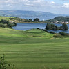 Golfterrein bij Greenock
