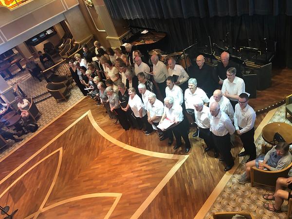 Het koor