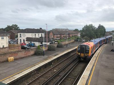 Station in Southampton