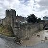 Oude stadsmuur