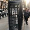 Moderne telefooncel