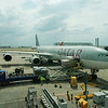 We vlogen met Qatar Airways
