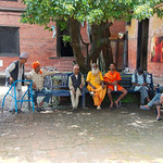 Een verzorgingstehuis voor ouderen