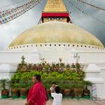 De tempel Bouda