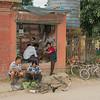 De lokale fietsenmaker