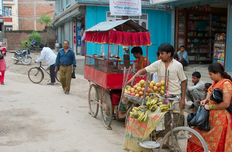 Fruit te koop
