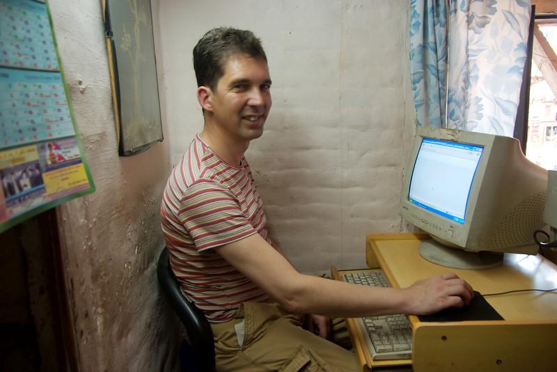 Neem je tijd voor internet - het is traaaaag