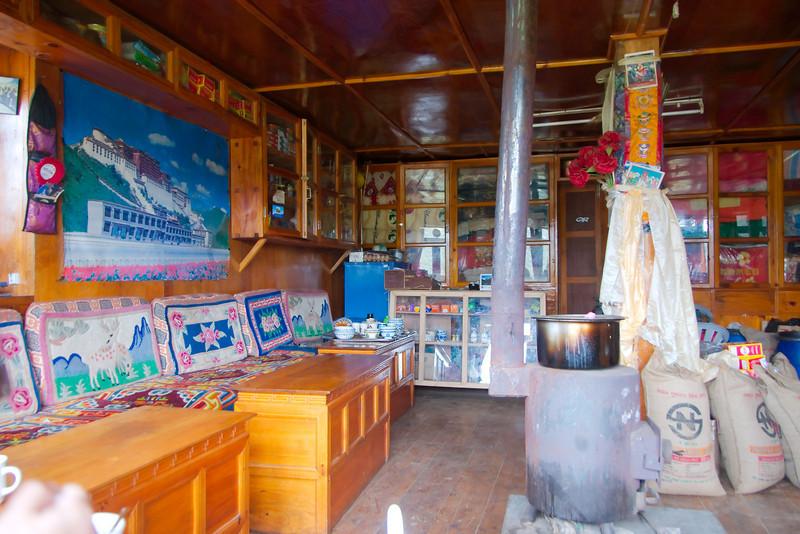 Restaurant in Khumjung